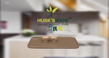 husk'sware抗菌菜板动画演示片