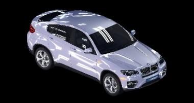 汽车车展3D投影秀测试样片